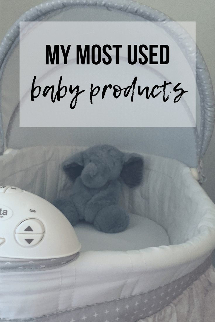My Most Used Baby Products | www.thevegasmom.com