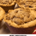 Mini Individual Apple Crumble Pies | www.thevegasmom.com