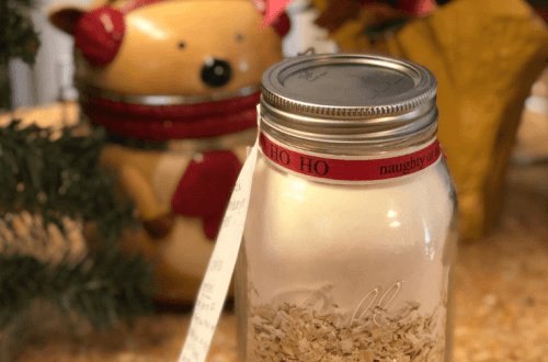 Oatmeal Cookie Mix Gift | www.thevegasmom.com