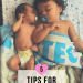 5 Tips for Two Under Two | www.thevegasmom.com
