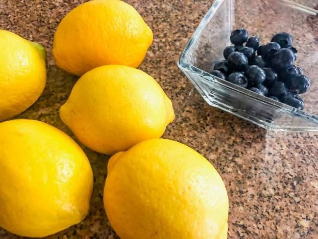 Homemade Blueberry Lemonade | www.thevegasmom.com