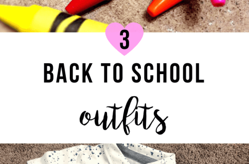 Three Back to School Outfits 2019 | www.thevegasmom.com