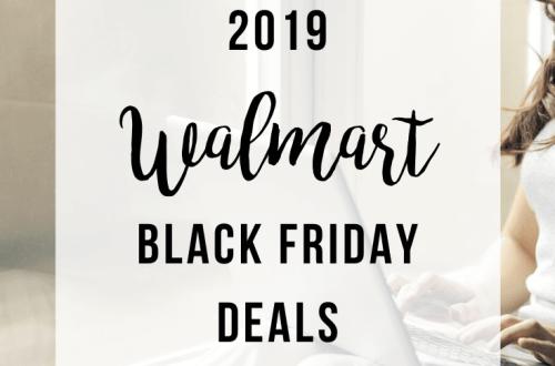 2019 Walmart Black Fridays Deals | www.thevegasmom.com