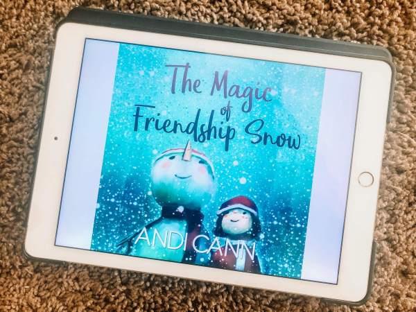 Children's BOTW: The Magic of Friendship Snow | www.thevegasmom.com
