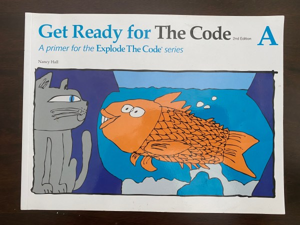 Children's Book of the Week: Explode The Code primers | www.thevegasmom.com
