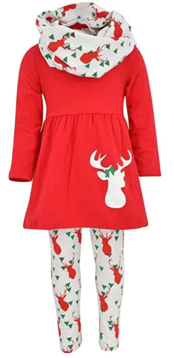 6 Cute Kids Christmas Outfits for Your Kids this Year | www.thevegasmom.com