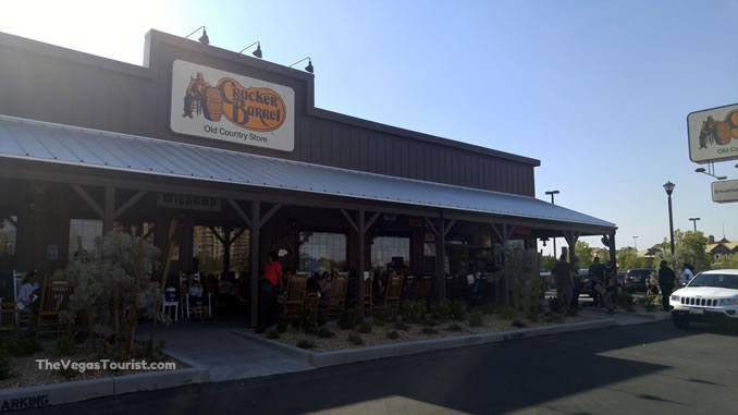 Cracker Barrel Restaurant Locations