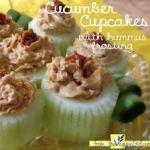 Cucumber Cupcakes
