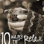 10 Ways to Relax