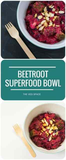 Beetroot Superfood Bowl
