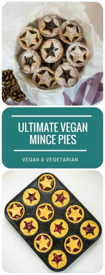 Ultimate Vegan Mince Pies