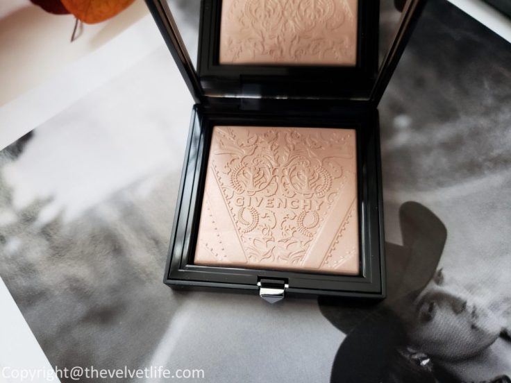 Givenchy Teint Couture Radiant Drop andGivenchy Teint Couture Shimmer powder