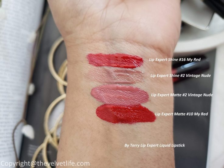 By Terry Lip Expert Liquid Lipstick