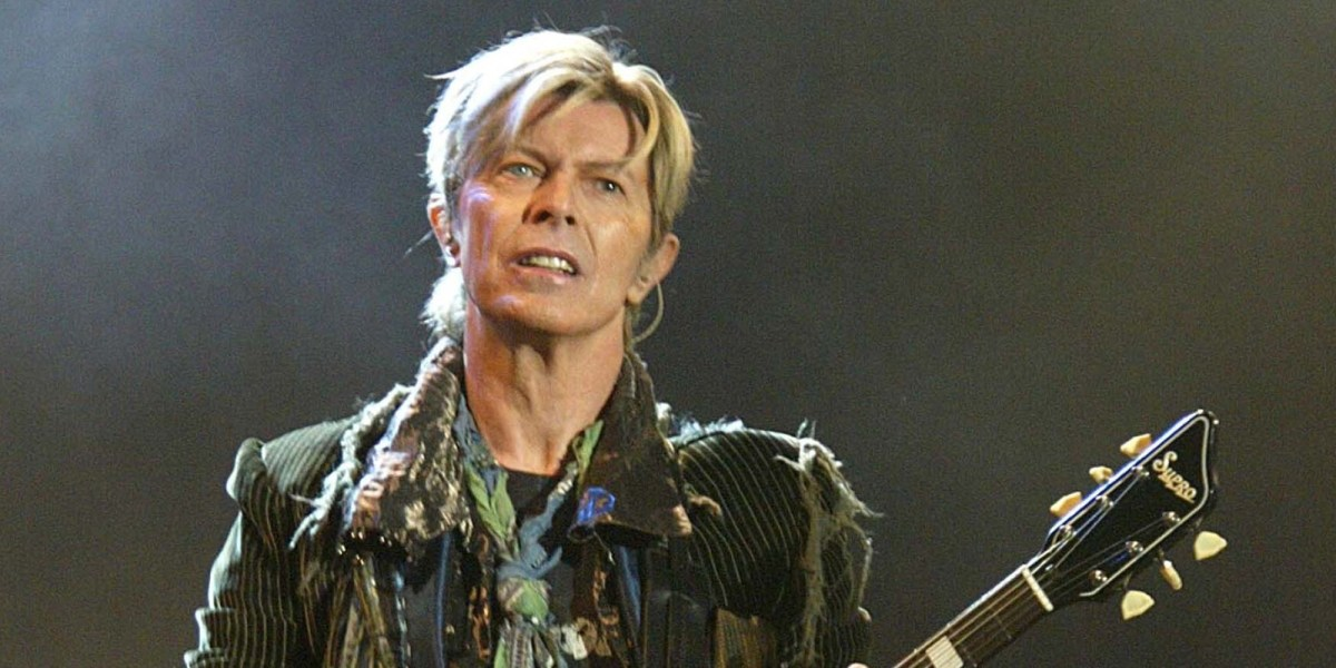 David Bowie de fan