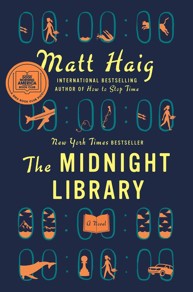 Midnight Library book recommendation