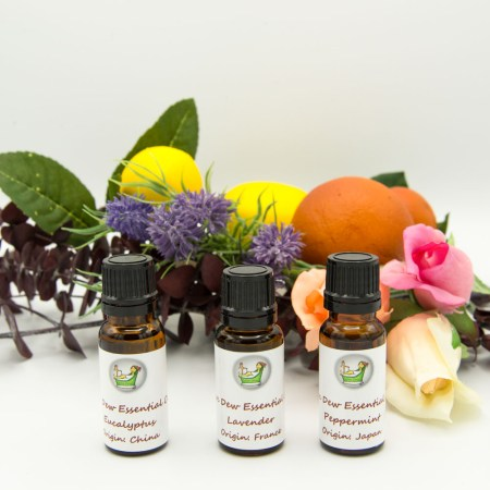Essential Oils | The Vera Soap Company