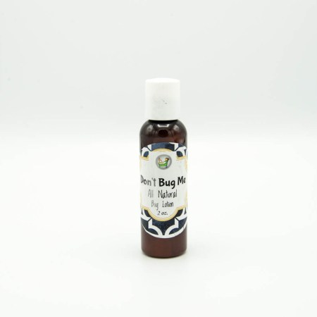 Don't Bug Me Insect Lotion Repellent | The Vera Soap Company