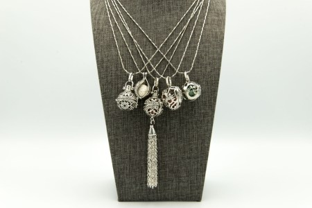 Large Diffuser Necklaces | The Vera Soap Company