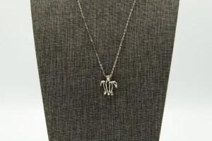 Turtle Small Diffuser Necklace | The Vera Soap Company