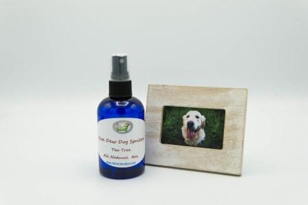 Dog Spritzer   The Vera Soap Company