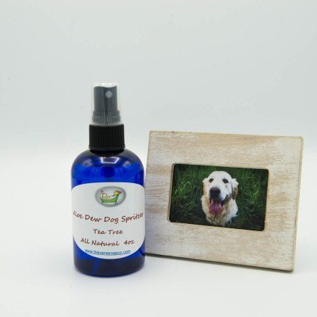 Dog Spritzer | The Vera Soap Company