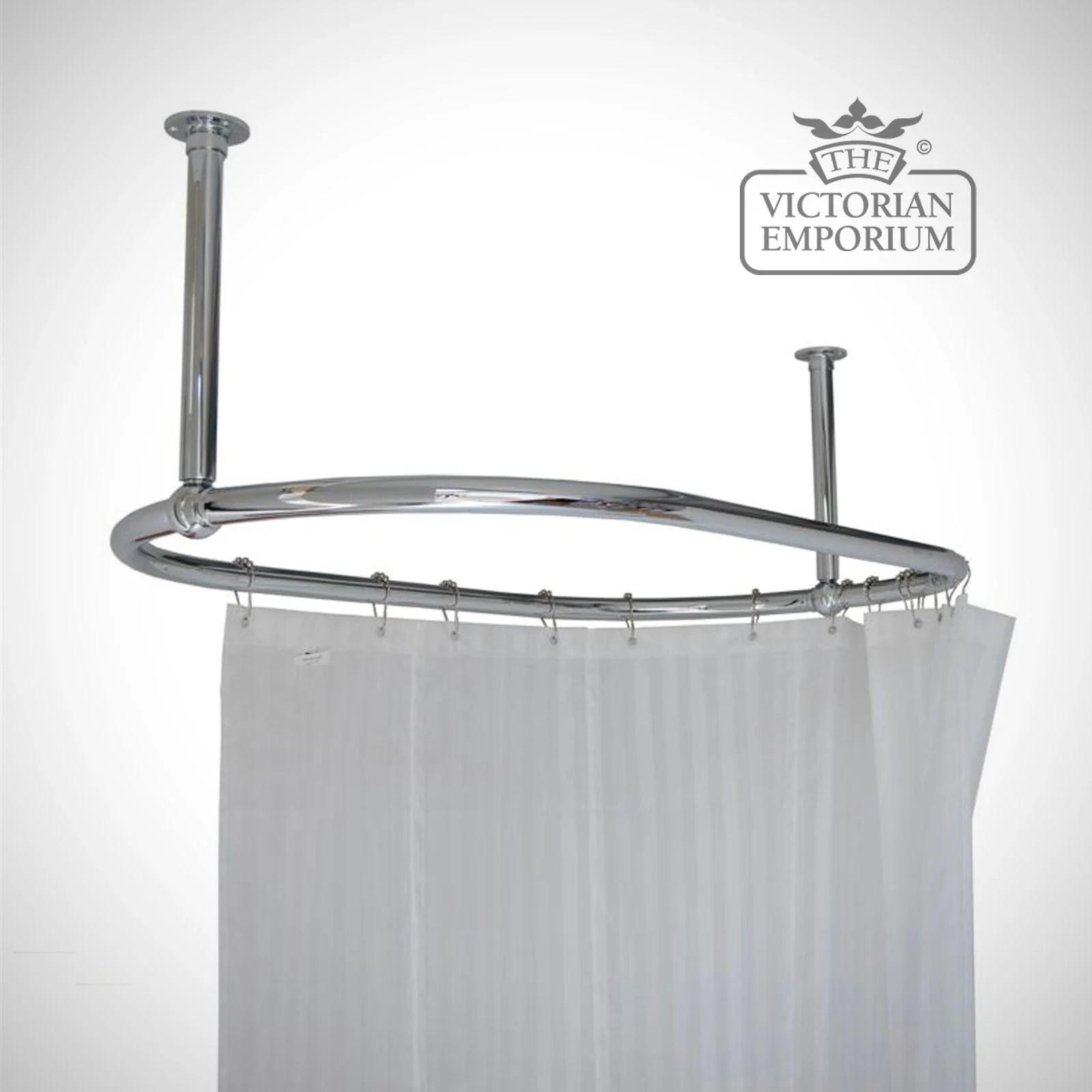 100 Oval Shower Curtain Rail Argos Shower Uncommon
