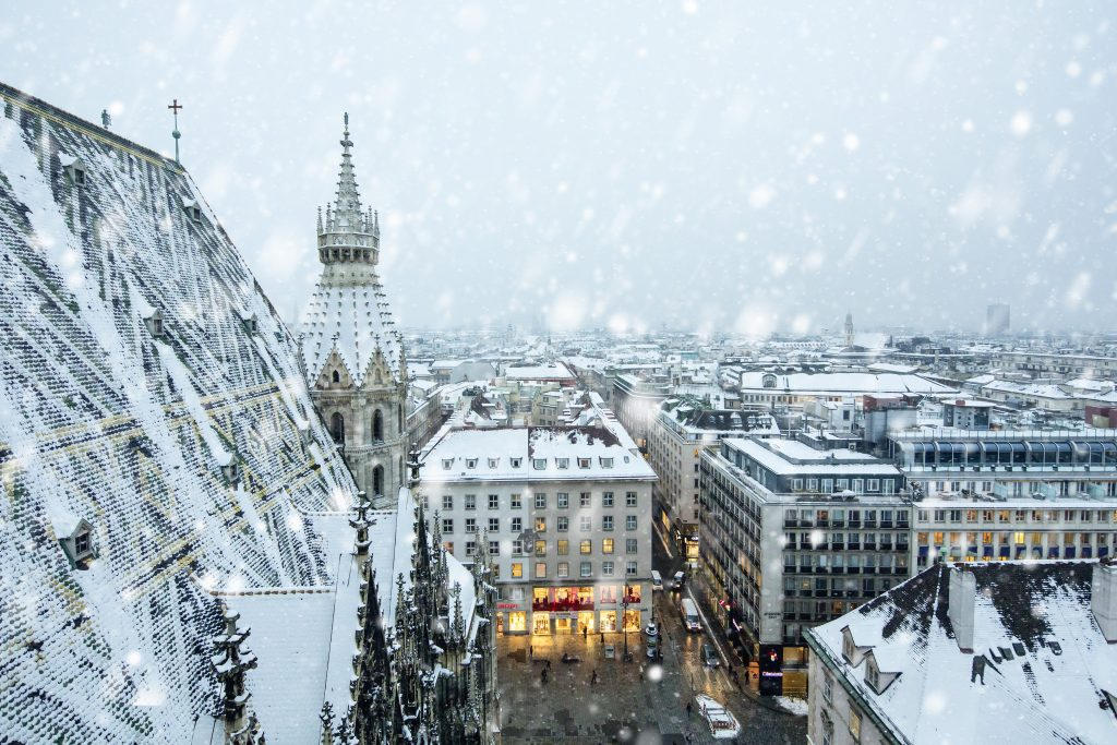 Image result for vienna snow