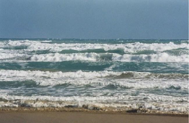 Barker's Waves