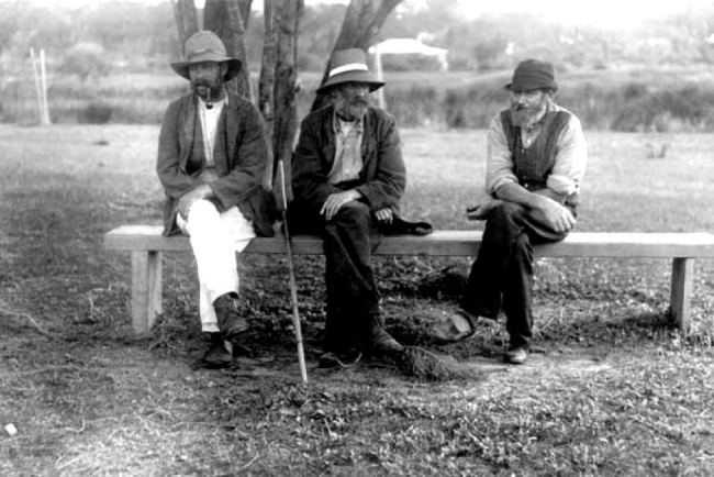Destitute Men 1915