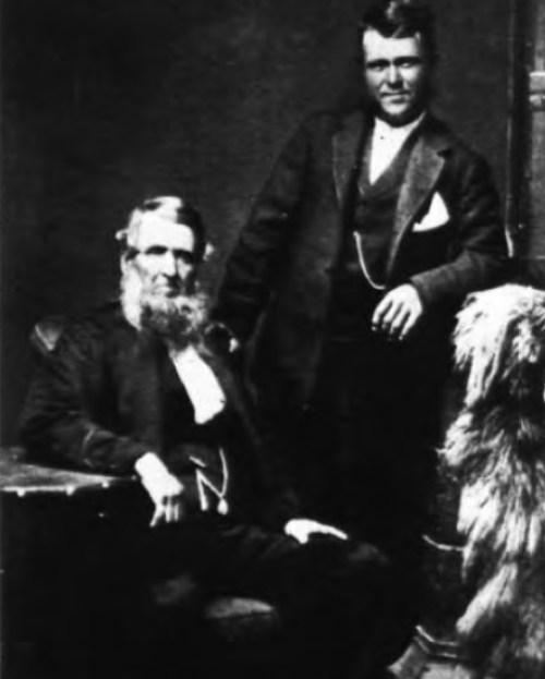 Elijah and William C. Quartermaine