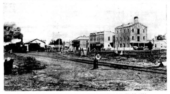 Katanning 1904 - lost katanning
