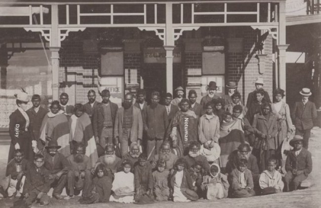 Katanning - Bates's Recovered Measles Patients 1908