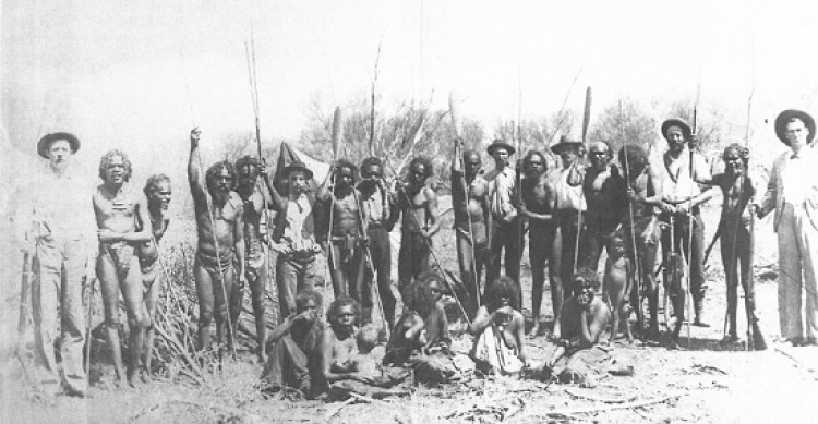 Piesse Aborigines Katanning 1896 - Unlabelled