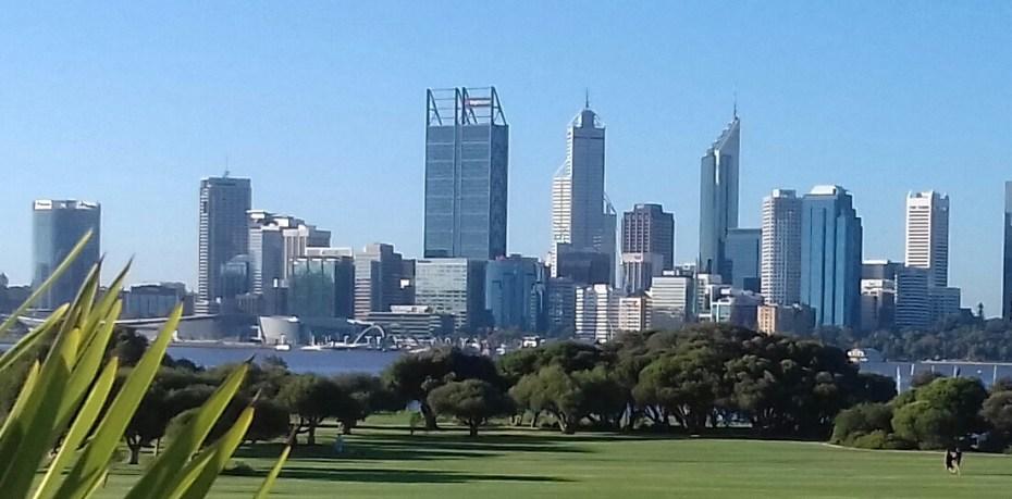 Perth City Feb 2017