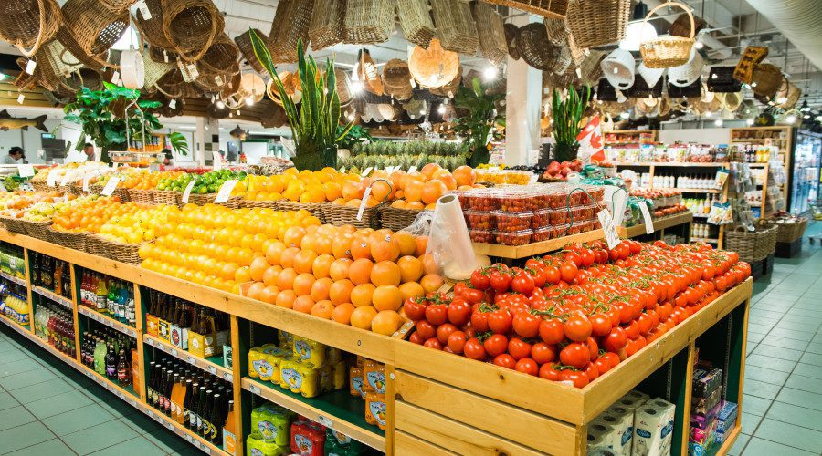 Fresh Grocer Employment Application