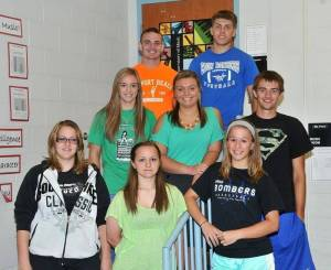 2013 Edon Music HS&JH Officers - LH (2) - web