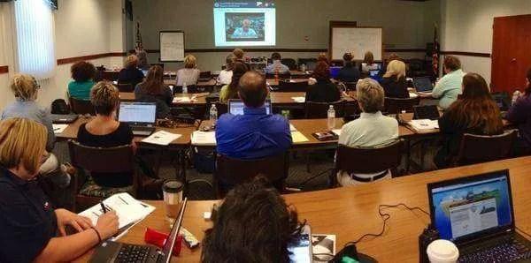 Training Class 07 15 2014 Social Media Class Fulton County WEB