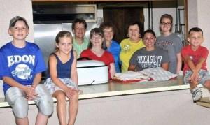 Edon Community Meal Sept2014 - LHF(2) WEB