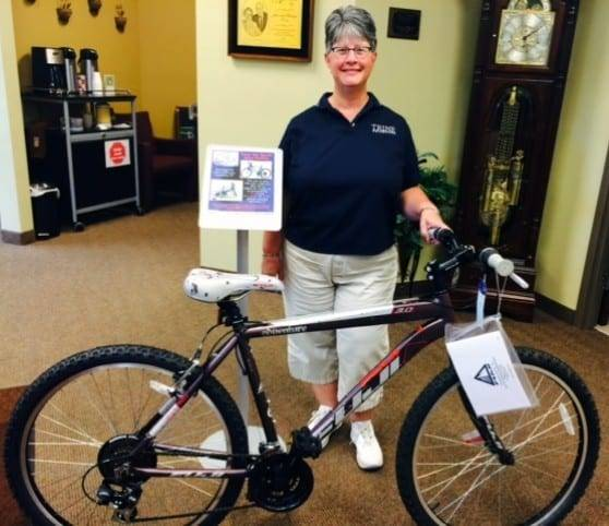 colbart's bike donation WEB