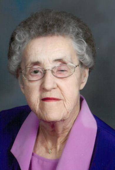Mildred Irene Durbin WEB