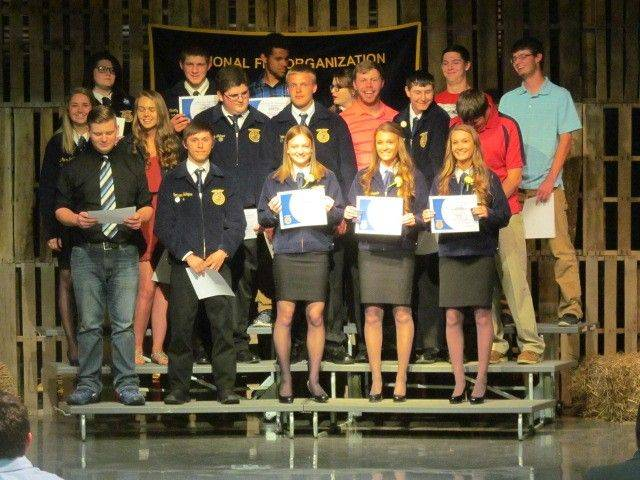 Chapter FFA degree