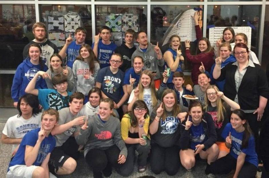 EHS Band Qualifies for State - TIME SENSITIVE WEB