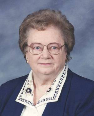 Frances Irene Schlosser