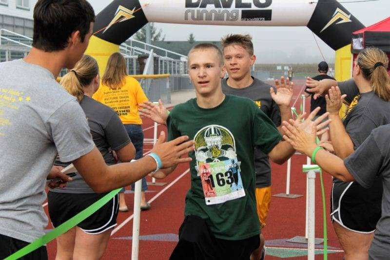 Evergreen Schools Trot For A Track Celebrates Eleventh Year