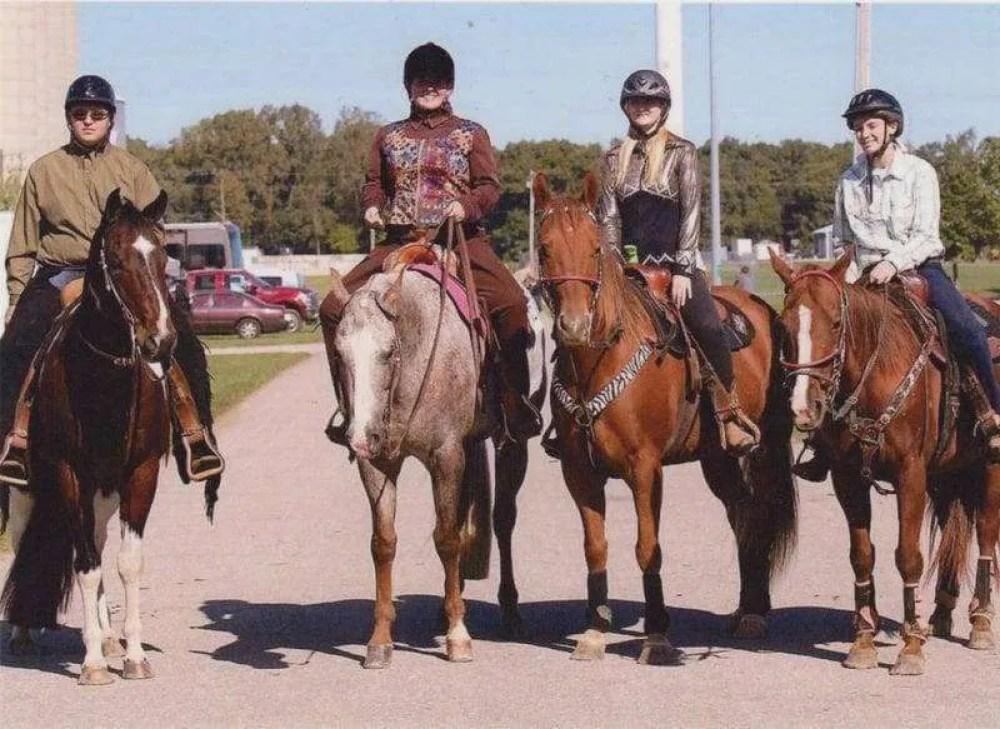 montpelier-equestrian-team