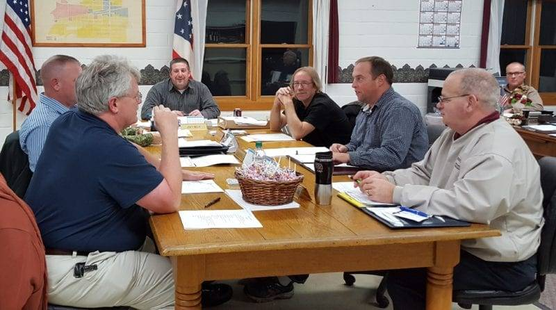 The Stryker Village Council Met In Regular Session On Monday, December 12,  2016. The Finance Report Was Provided By Beth Rediger, Village Fiscal  Officer.