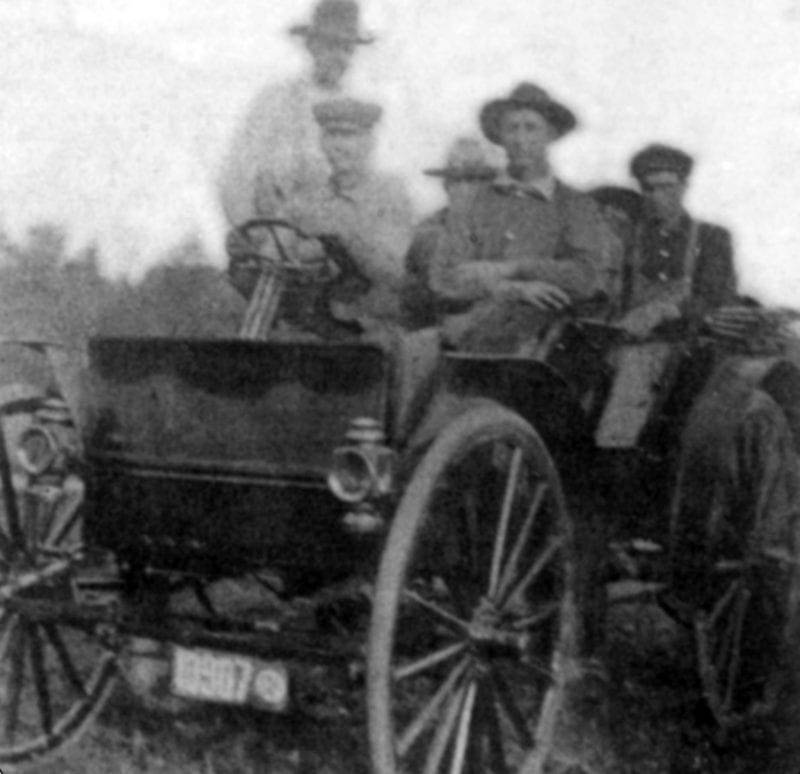 Early 1900\'s) – First Automobile Sold in West Unity, Ohio – The ...