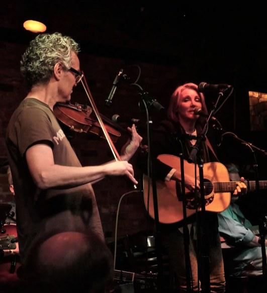 Diana Jones with special guest David Mansfield at Talkin' New York Folk Revival