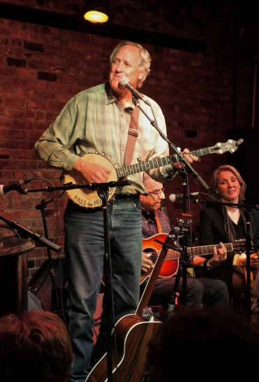 Tom Chapin, host for Talkin' New York Folk Revival, encourages everyone to pass the music on