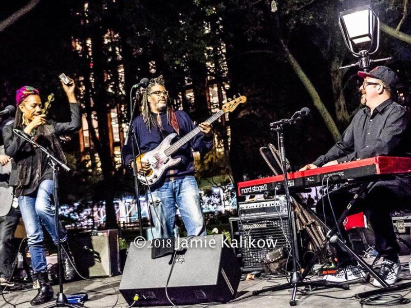 Free Concert in Washington Square Park